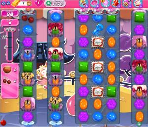 Candy Crush Saga - Level 1,779