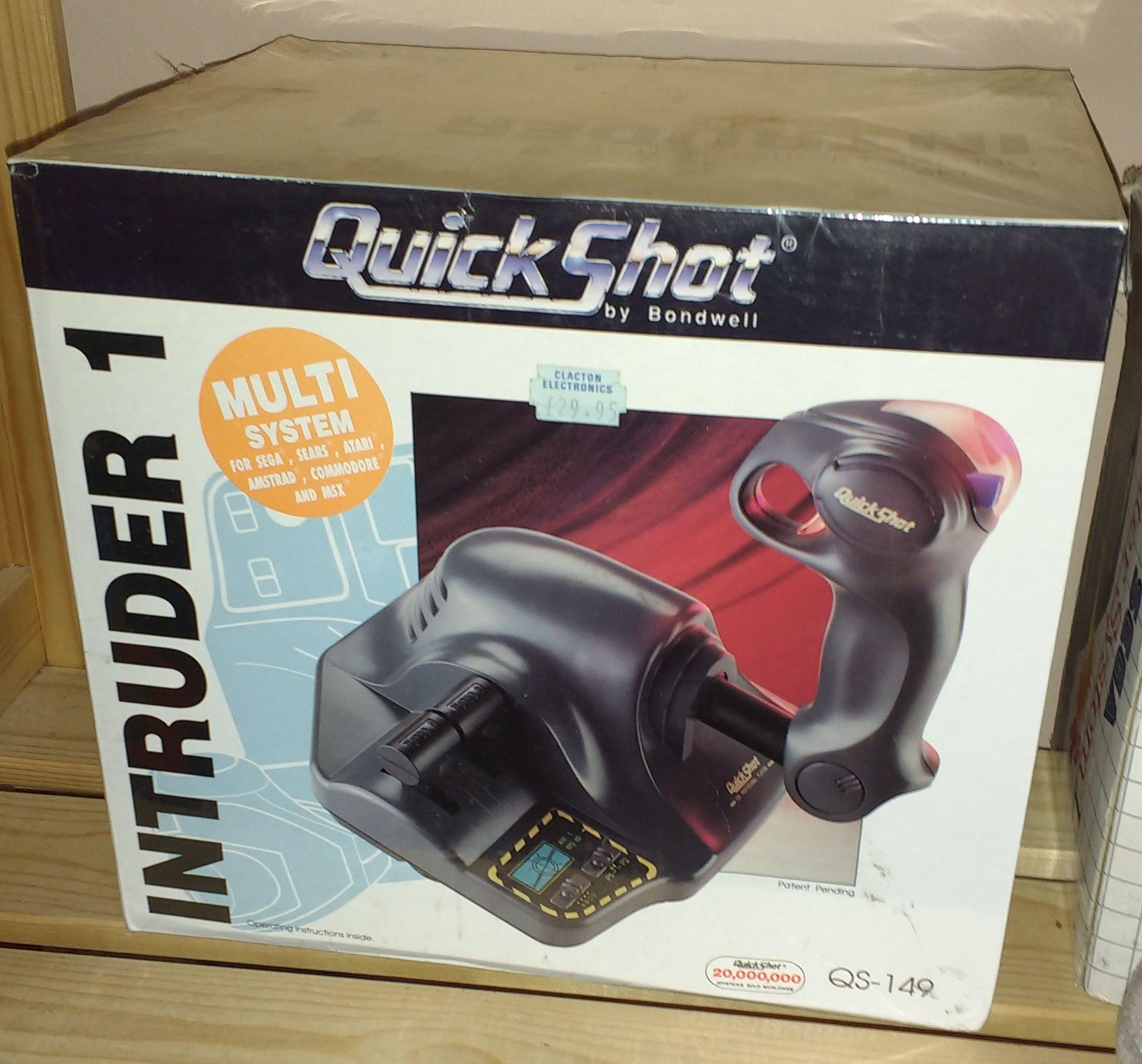Quickshot Intruder 1 Joystick